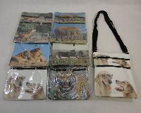 Large Cross Body Bag [Animal Assortment]